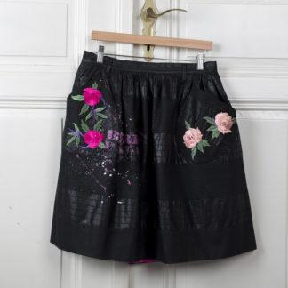 Pavel Berky sukně s květy