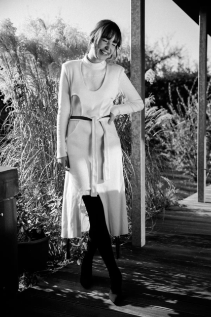 Kristína Nemčková si také oblíbila tyto šaty